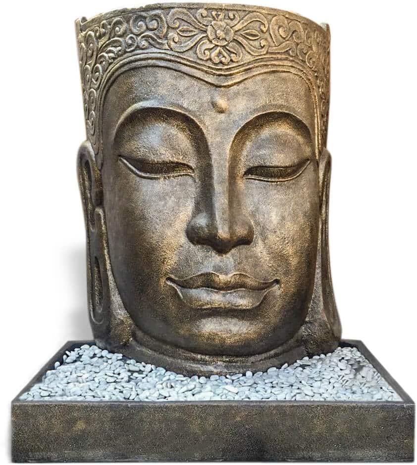 Khmer Kopf