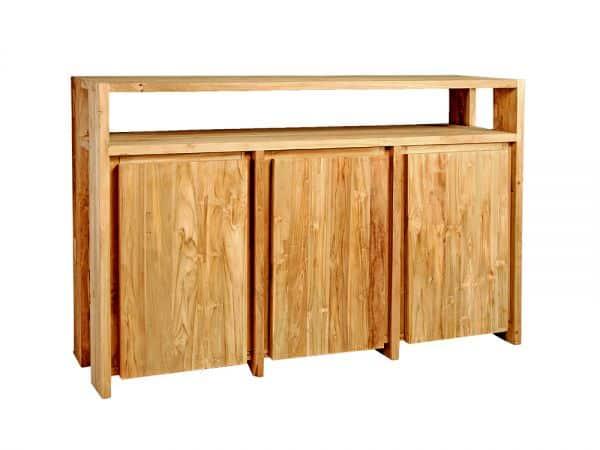 Sideboard Kommode Beistellschrank Buffet Lowboard Massiv Antik Teak