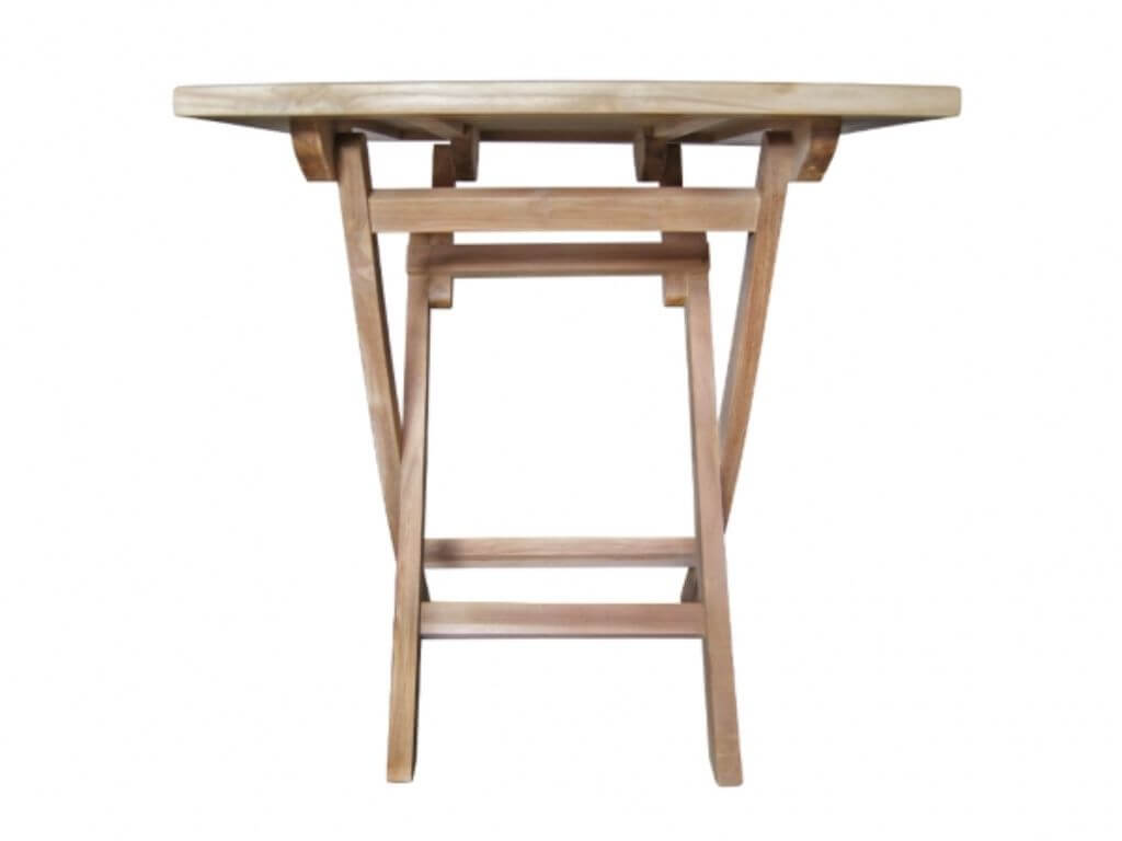 Gartenmobel Teakholz Gartentisch 100x76cm Quadratisch Tisch Teak