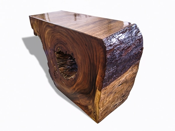 Sideboard aus Akazienholz Holzsideboard