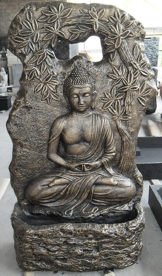 k091-Buddha-Meditation-Unter-Baum-Bodhi-Brunnen-140cm-Steinfigur-Skulptur-gold-schwarz-Lavastein-Wasserfall-2.jpg