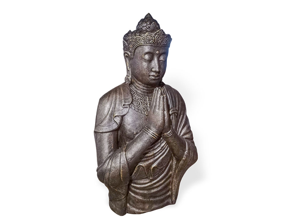 Betender Buddha Statue